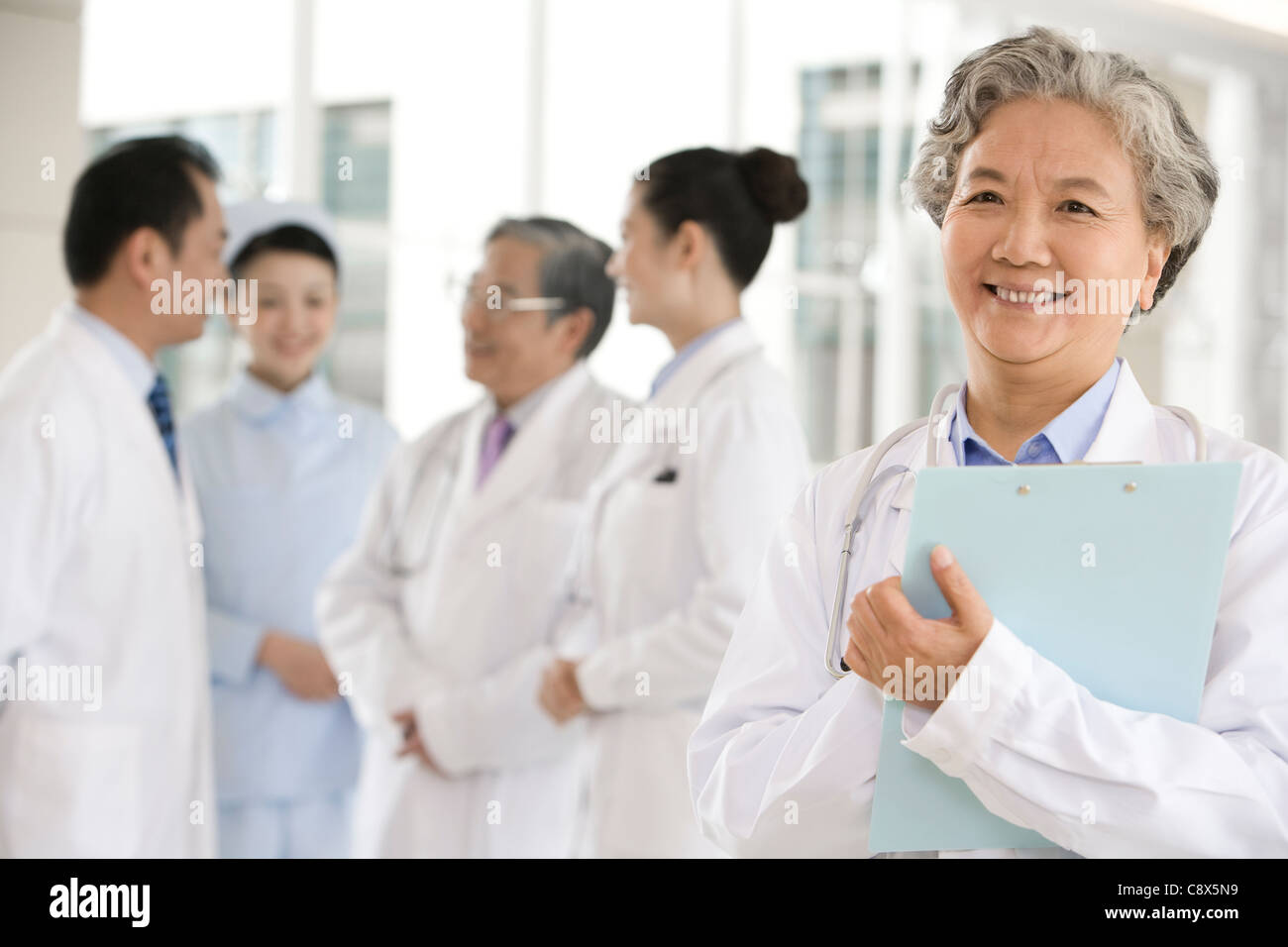 pictures Busy Doctor Hurried Nurse