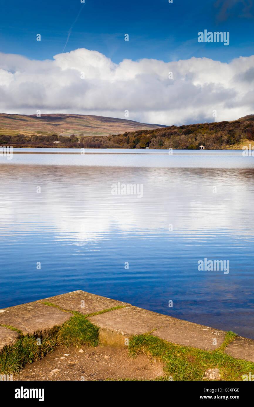 Malham Tarn; Yorkshire; UK - Stock Image
