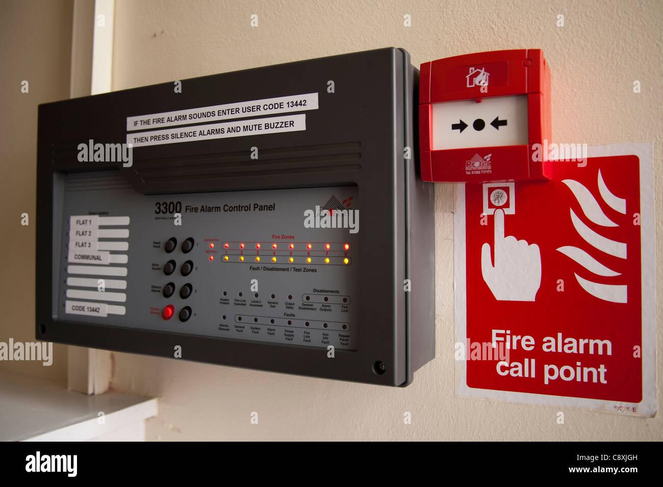Addressable Fire Alarm Wiring Diagram on