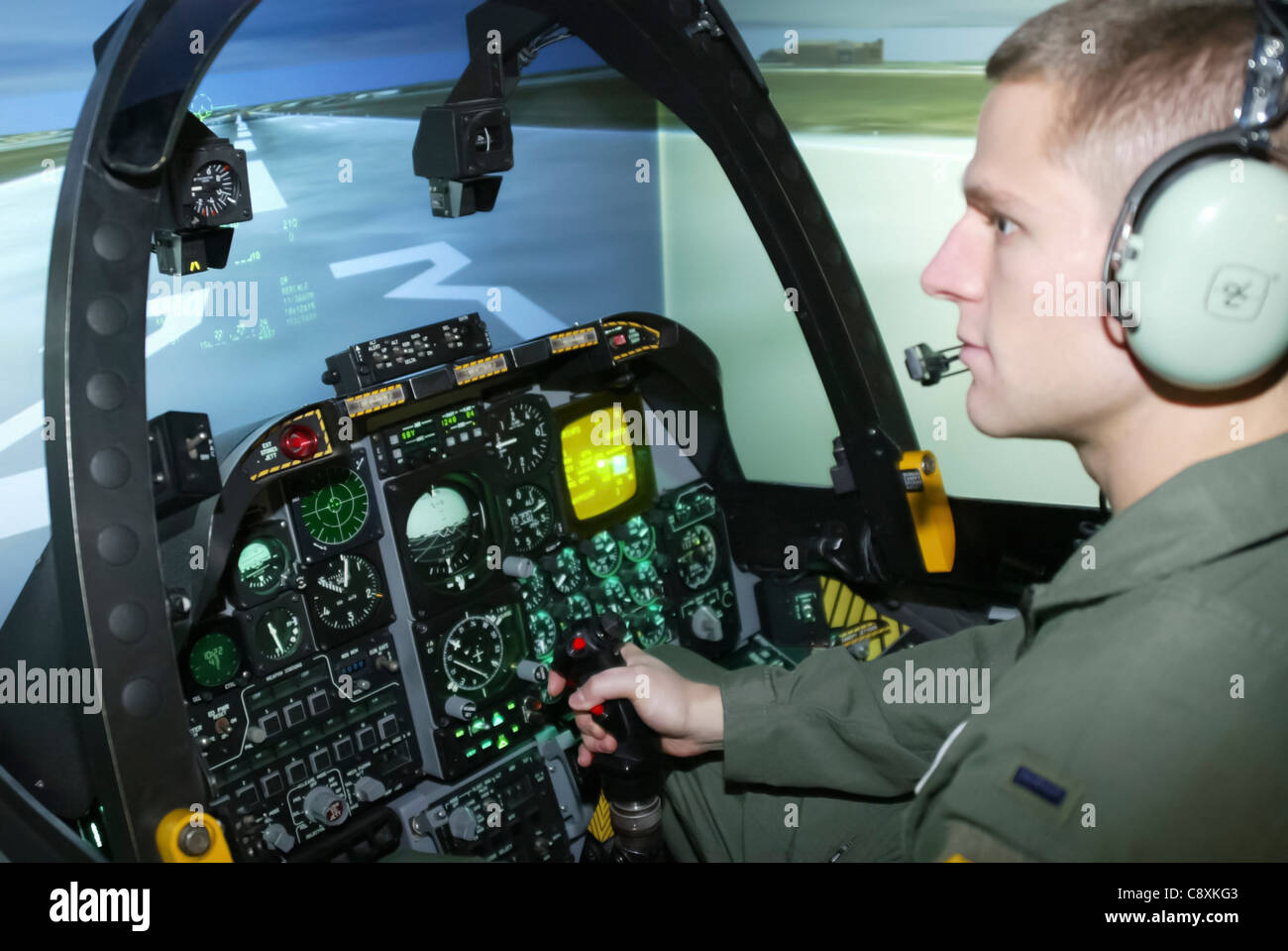 pope air force base n c 1st lt joden werlin settles into the