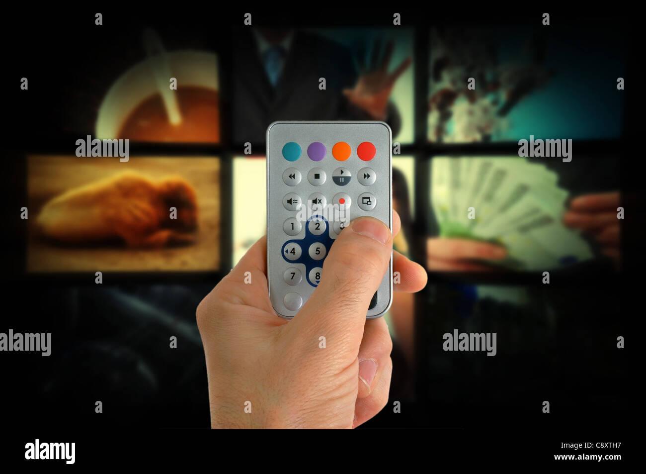 Sharp Tv Set Stock Photos & Sharp Tv Set Stock Images - Alamy