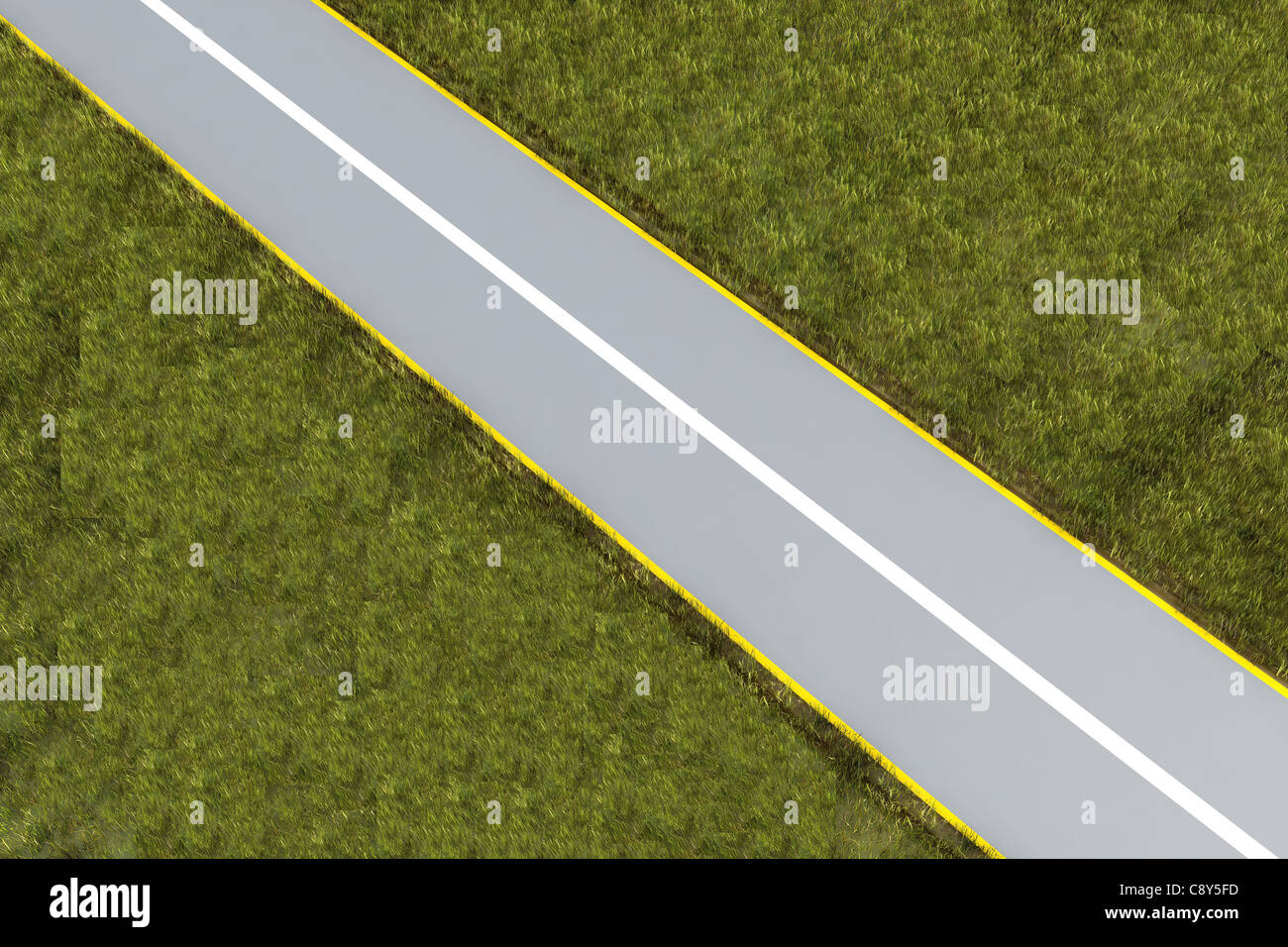 Road - Stock Image