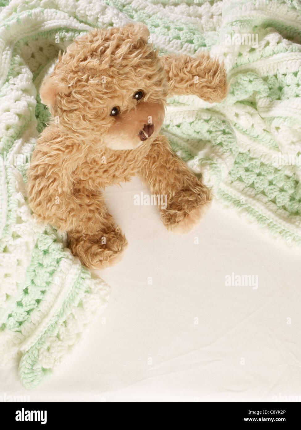 Stuffed animal - Stock Image