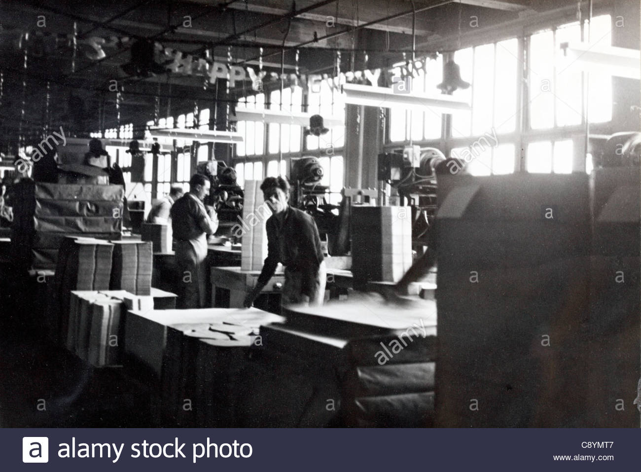 1950s Assembly Line Stock Photos Amp 1950s Assembly Line