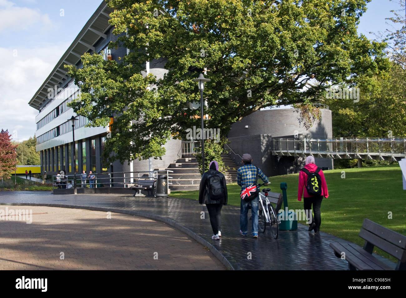 International Digital Laboratory, University of Warwick, Coventry, West Midlands, England, UK - Stock Image