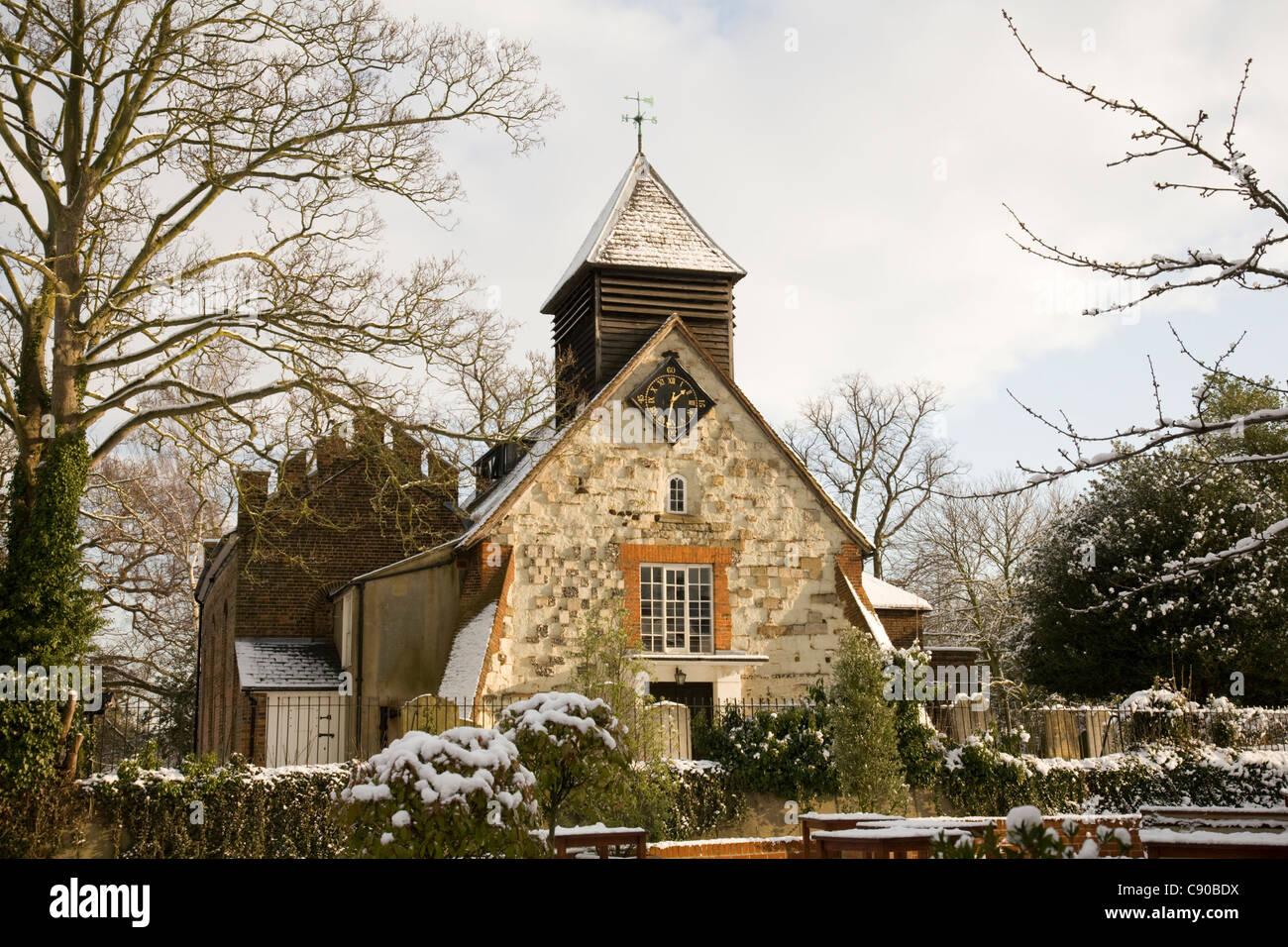st george's church Esher, Surrey,England , esher's oldest