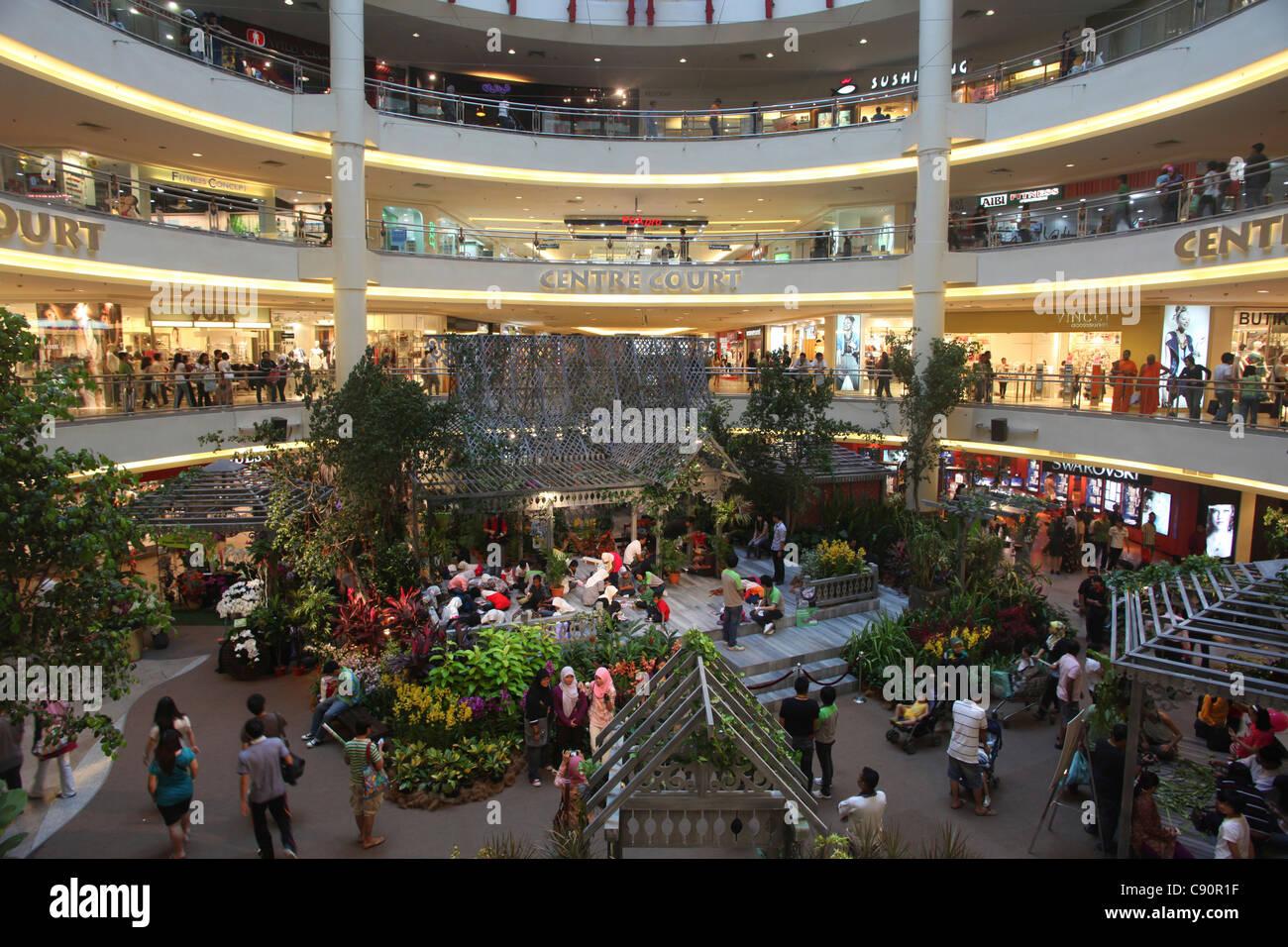 Midvalley Shopping Mall, Kuala Lumpur, Malaysia, Asia - Stock Image