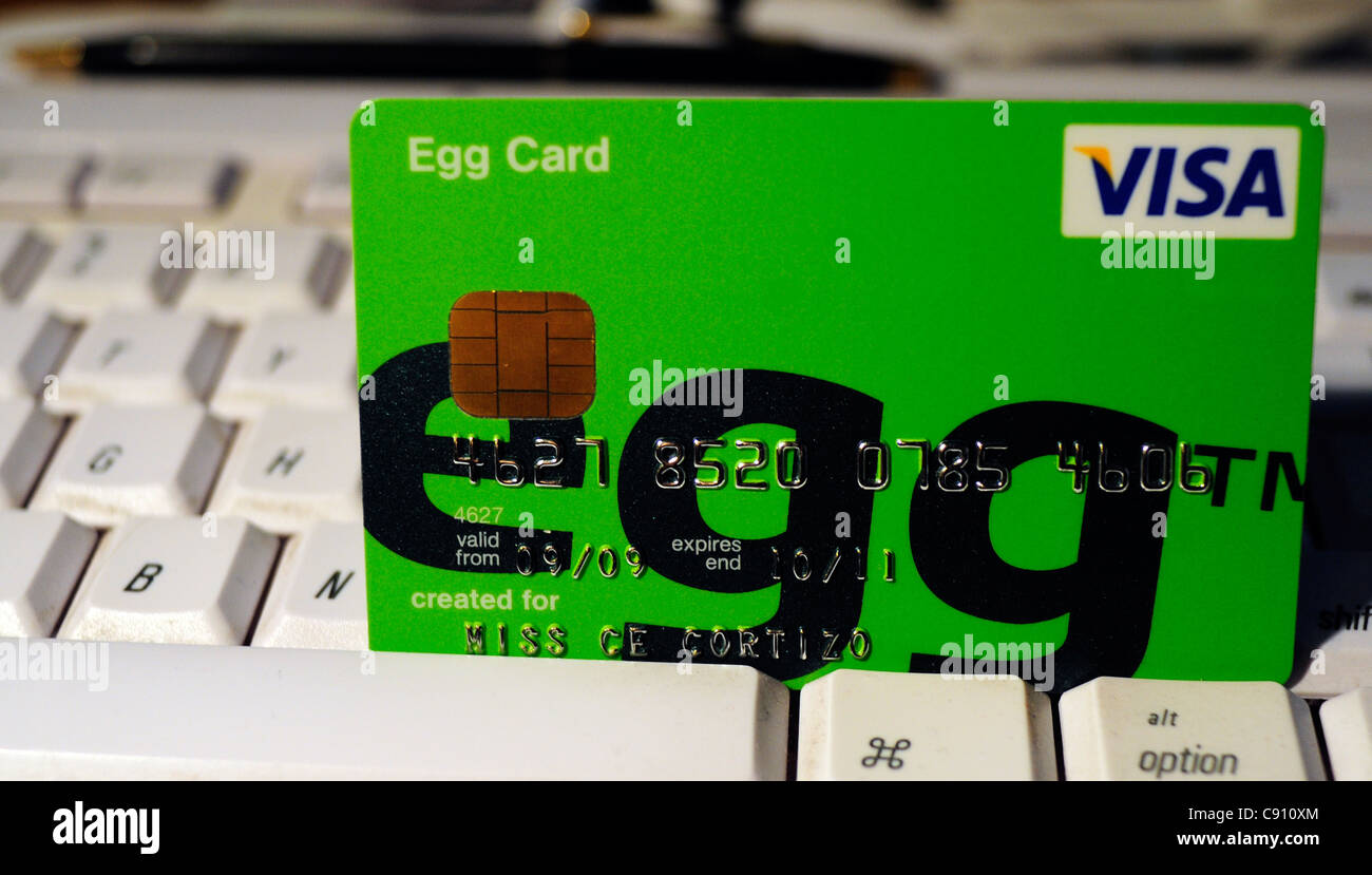 EGG misled customers and miss sold PIP -EGG credit card business was ...