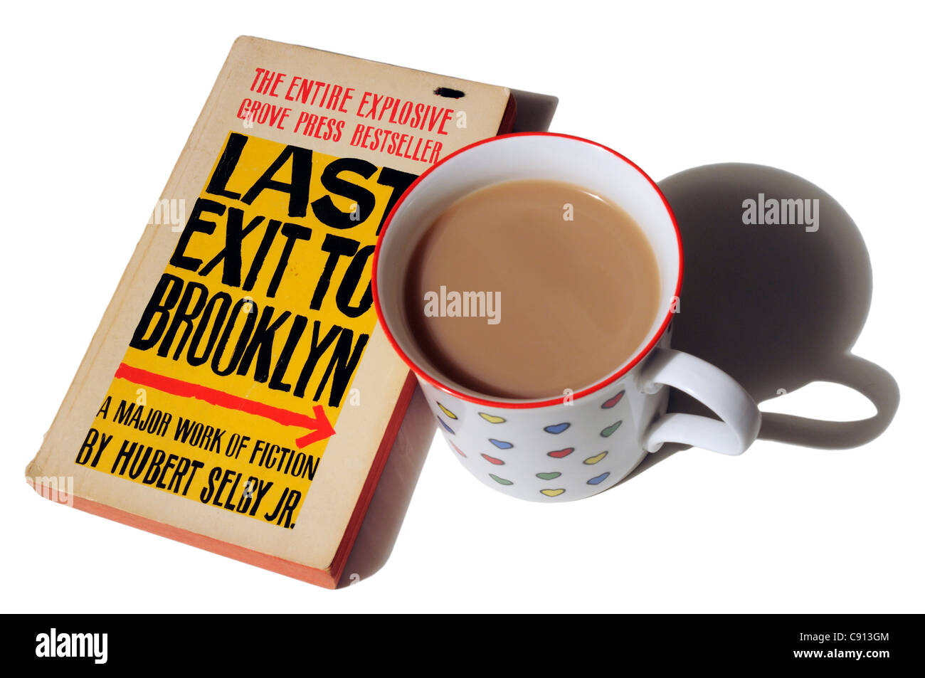 Last Exit to Brooklyn by Hubert Selby Jr - Stock Image