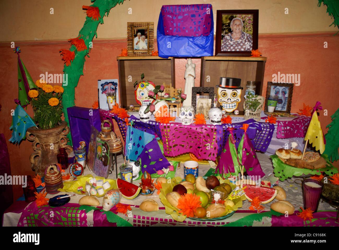 El Dia De Los Muertos Maison Decorations