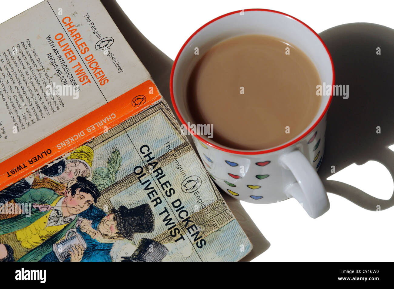 Oliver Twist by Charles Dickens - Stock Image