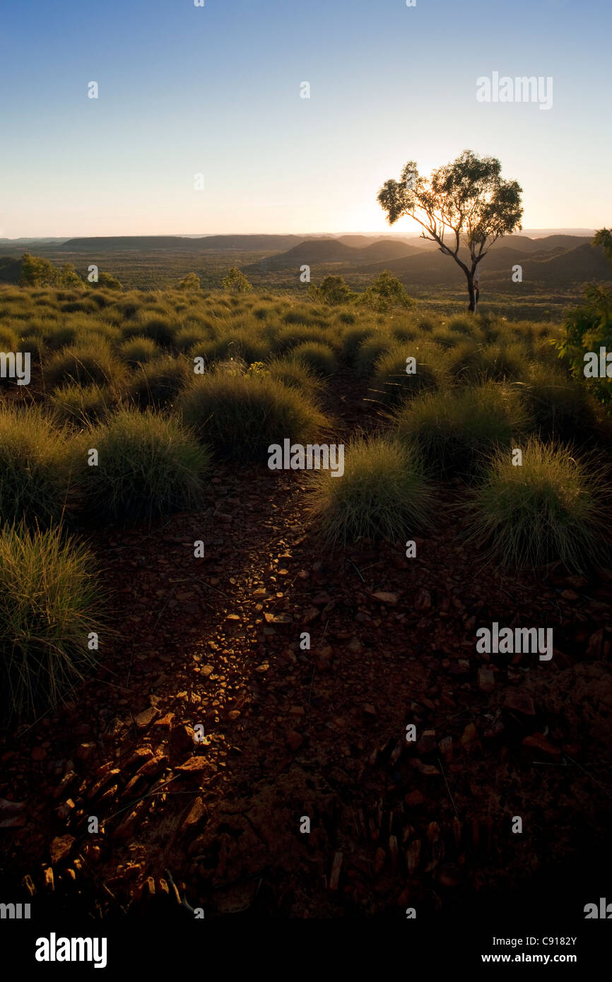 Mount Isa, Queensland Australia - Stock Image