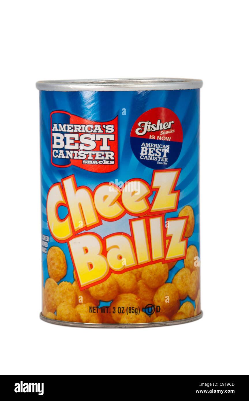 Fisher cheese balls - Stock Image