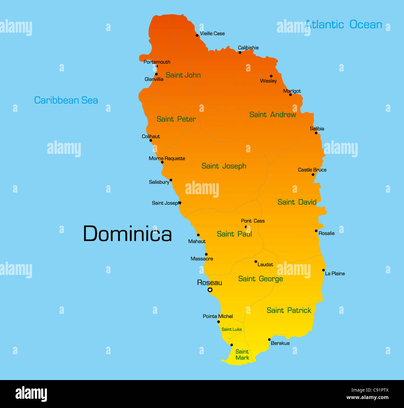 Vector color map of dominica country Stock Photo: 39992538 ... on fiji map, el salvador map, st. lucia map, grenada map, martinique map, costa rica map, georgia country map, cayman islands, dominican republic, st thomas map, saint lucia, iceland map, malta map, zimbabwe map, the bahamas, americas map, montserrat map, trinidad and tobago, barbados map, turks and caicos islands, maldives map, antigua and barbuda, caribbean map, st. kitts map, haiti map, jamaica map, dominican republic map,