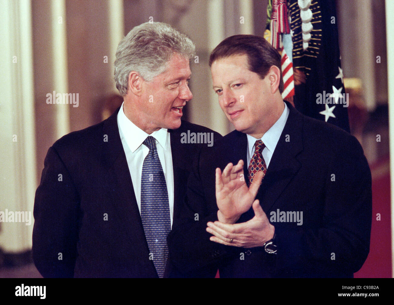 a comparison between a king and bill clinton Bill clinton remains one of america's most popular presidents a national poll last march by nbc and the wall street journal found 56 percent of americans had a clearly favorable view of clinton.