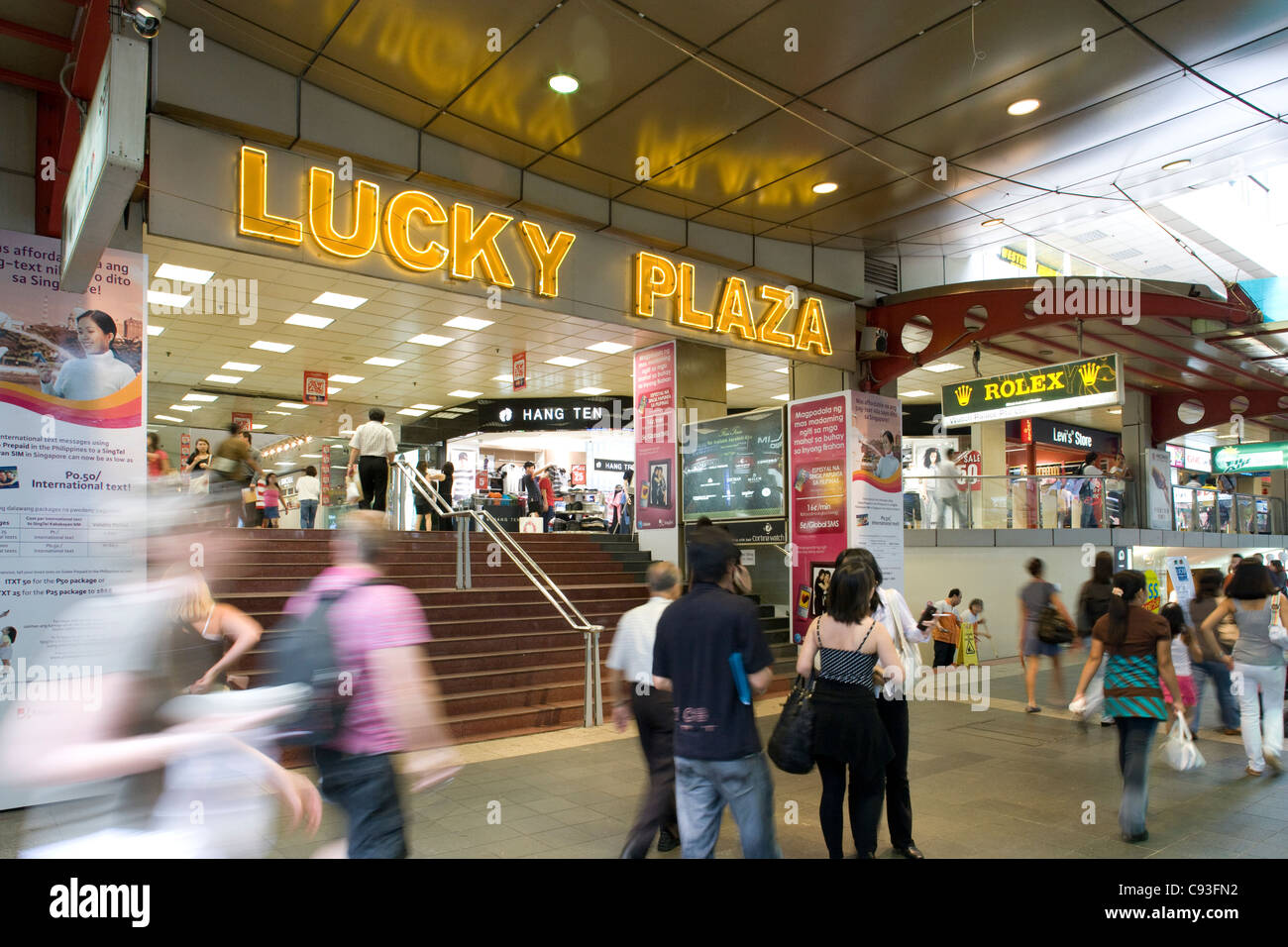 Orchard Plaza Stock Photos & Orchard Plaza Stock Images - Alamy