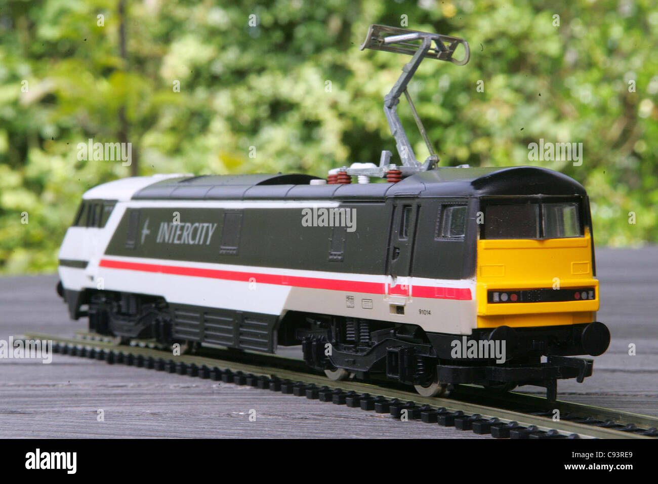 A series of OO scale (in UK Ireland) and HO scale Model railway