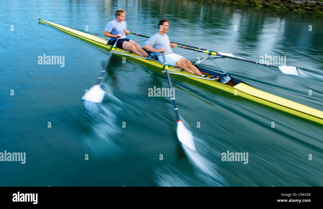 Long Beach Rowing Competition