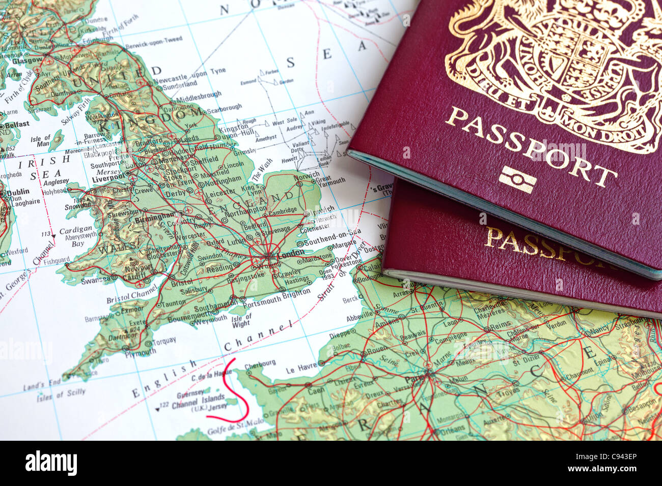 Travel - Stock Image
