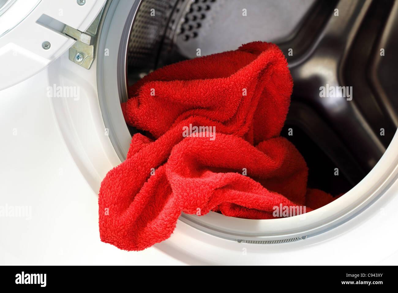 Washing machine - Stock Image