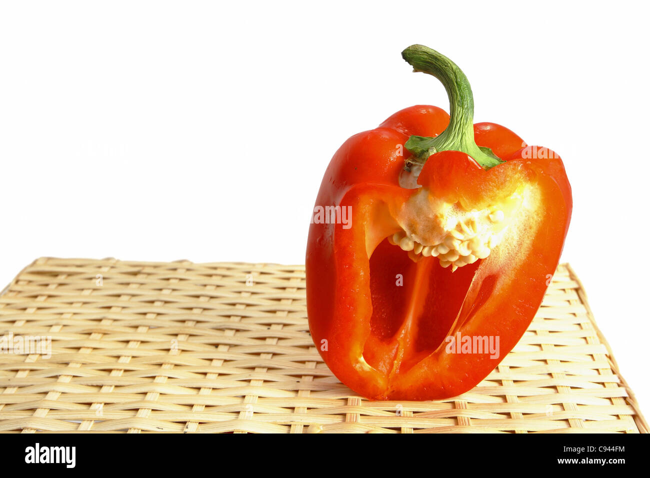 red paprika - Stock Image