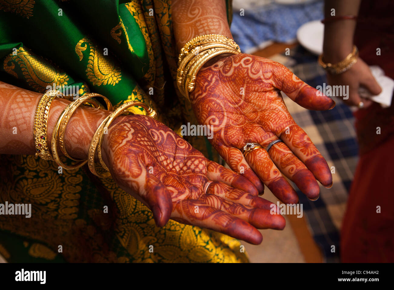 India assam guwahati weddings mehndi traditional henna india assam guwahati weddings mehndi traditional henna decorative patterns on hands of bride junglespirit Choice Image
