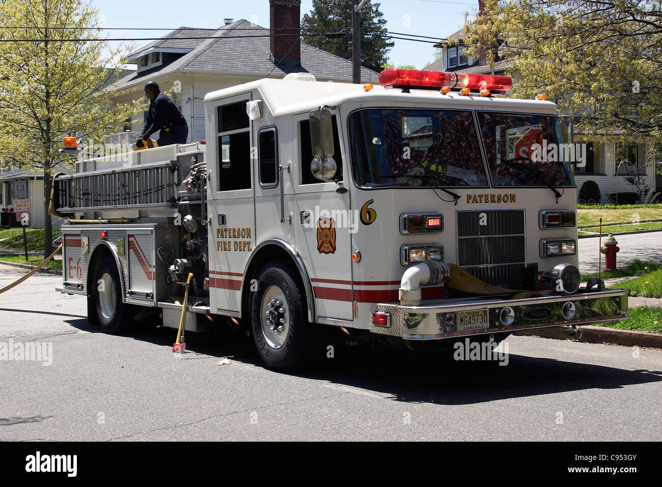 1500 500 Stock Photos Images Alamy Diagram Of Pierce Fire Engine Spartan Truck Paterson 6 Image