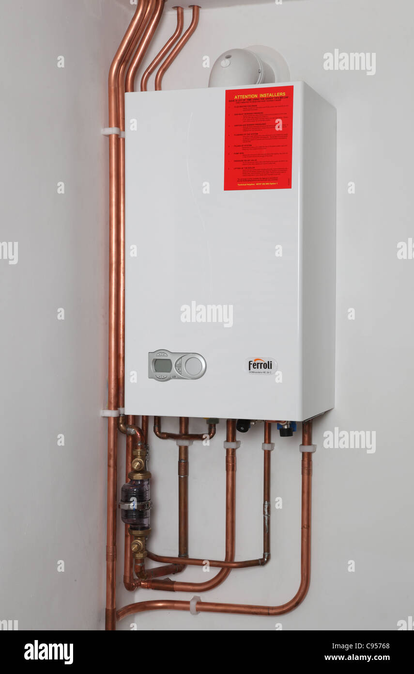 Combi Boiler Stock Photos & Combi Boiler Stock Images - Alamy