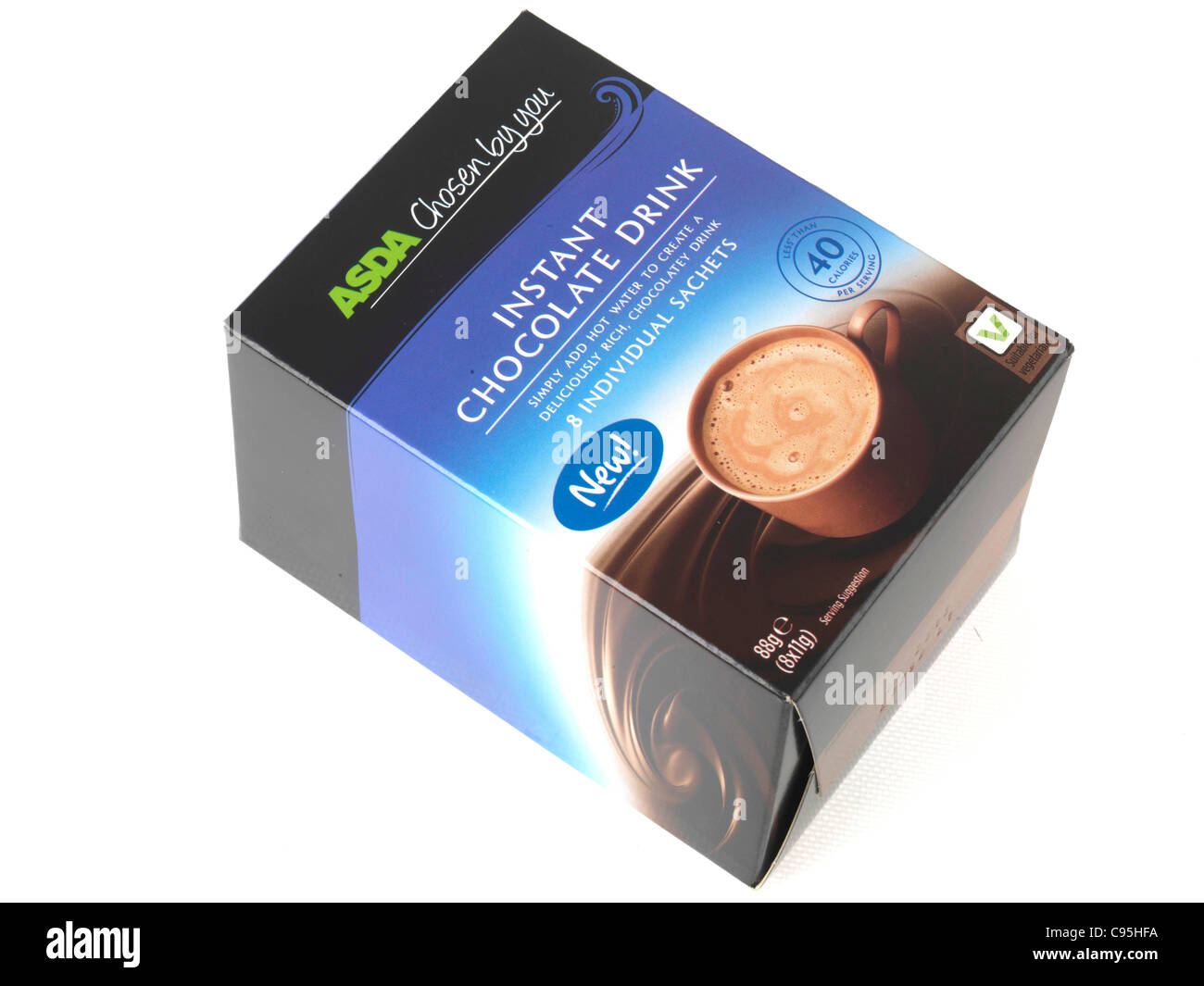 Drinking Chocolate Powder Stock Photos Drinking Chocolate