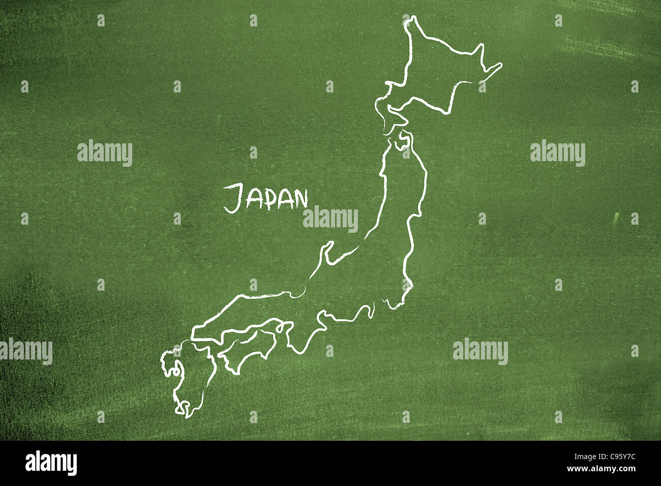 Japan - Stock Image