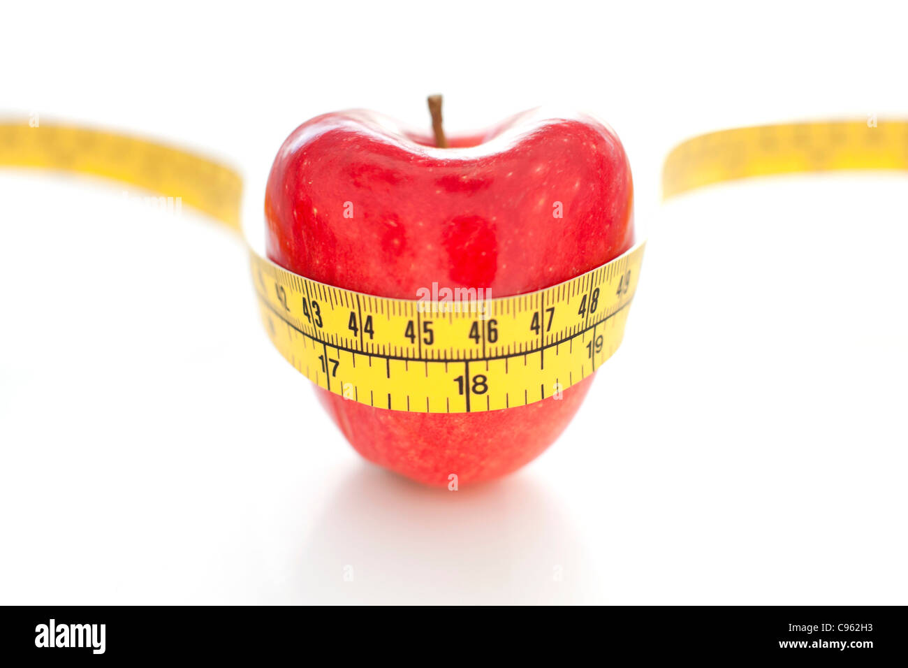 Dieting, conceptual image. - Stock Image