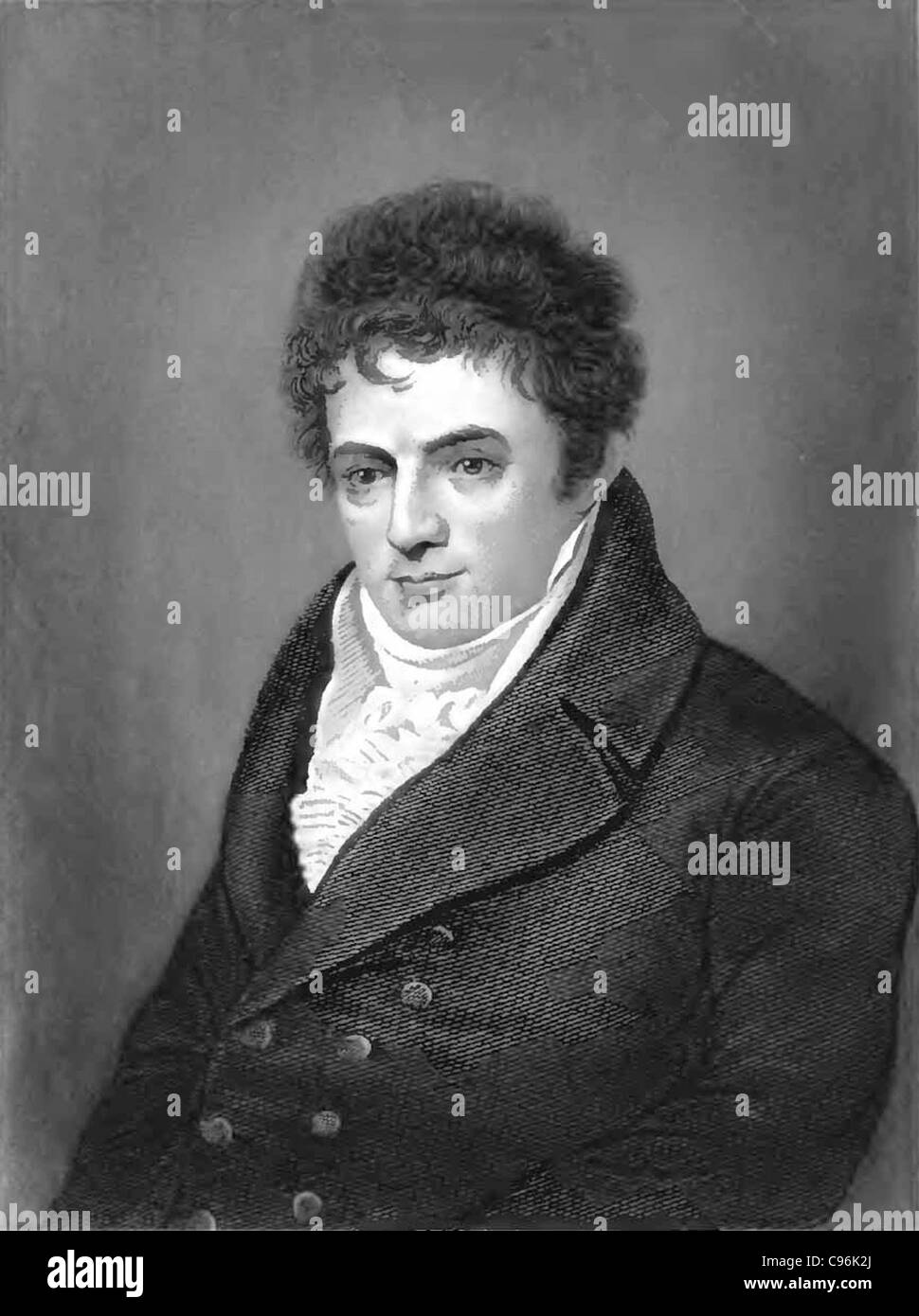 ROBERT FULTON (1765-1815) US engineer and inventor of first ...