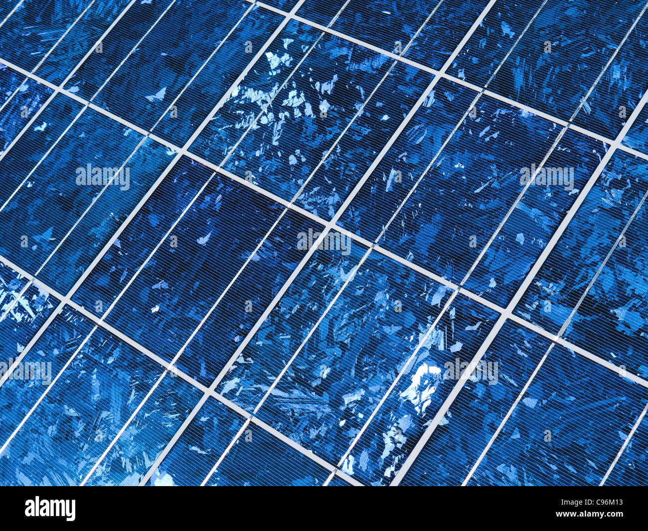 Solar Panels - Stock Image