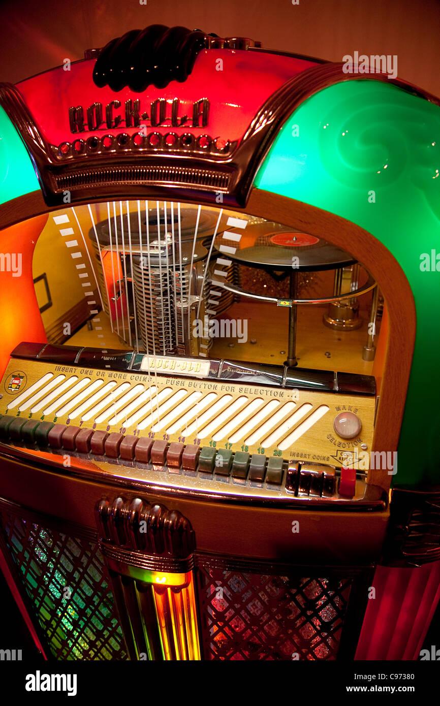Jukebox Stock Photos Amp Jukebox Stock Images Alamy
