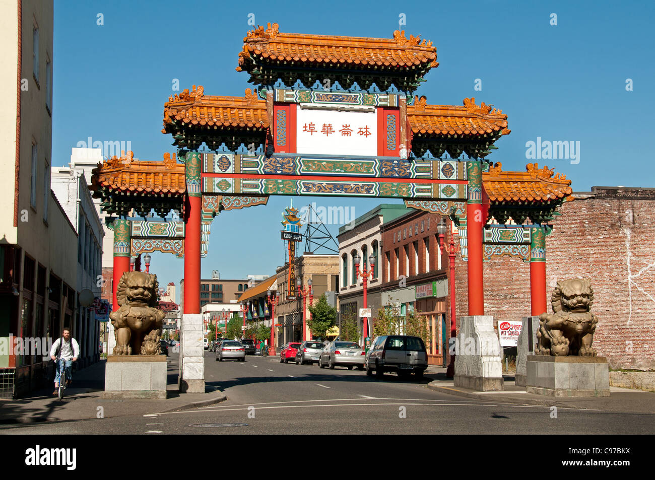Chinatown oregon