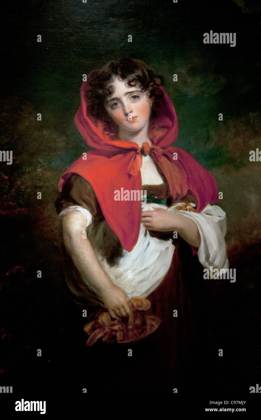 Emile Anderson 1821 by Thomas Lawrence British England - Stock Image