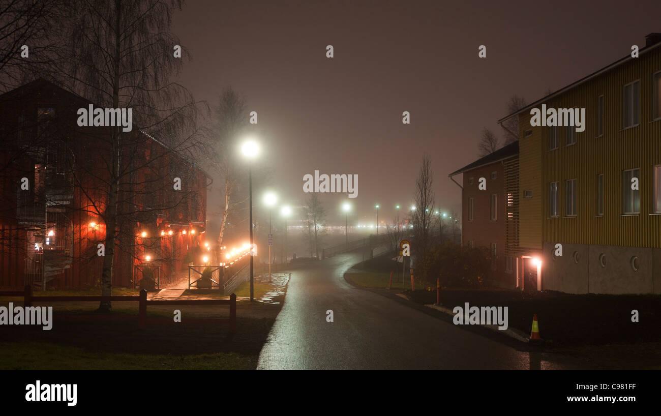 Pikisaari, Oulu, Finland - Stock Image