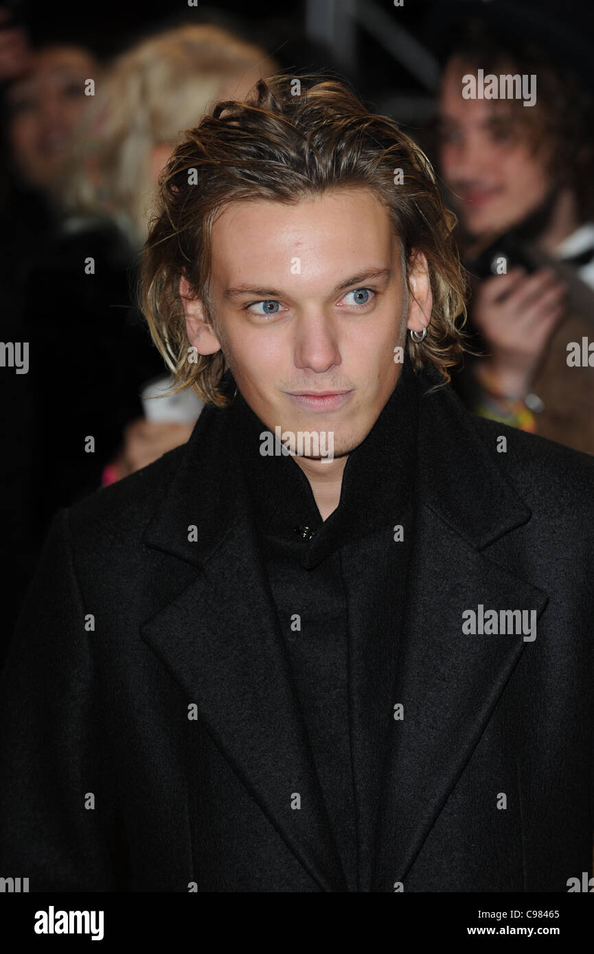 Jamie Campbell Bower Stock Photos & Jamie Campbell Bower ...