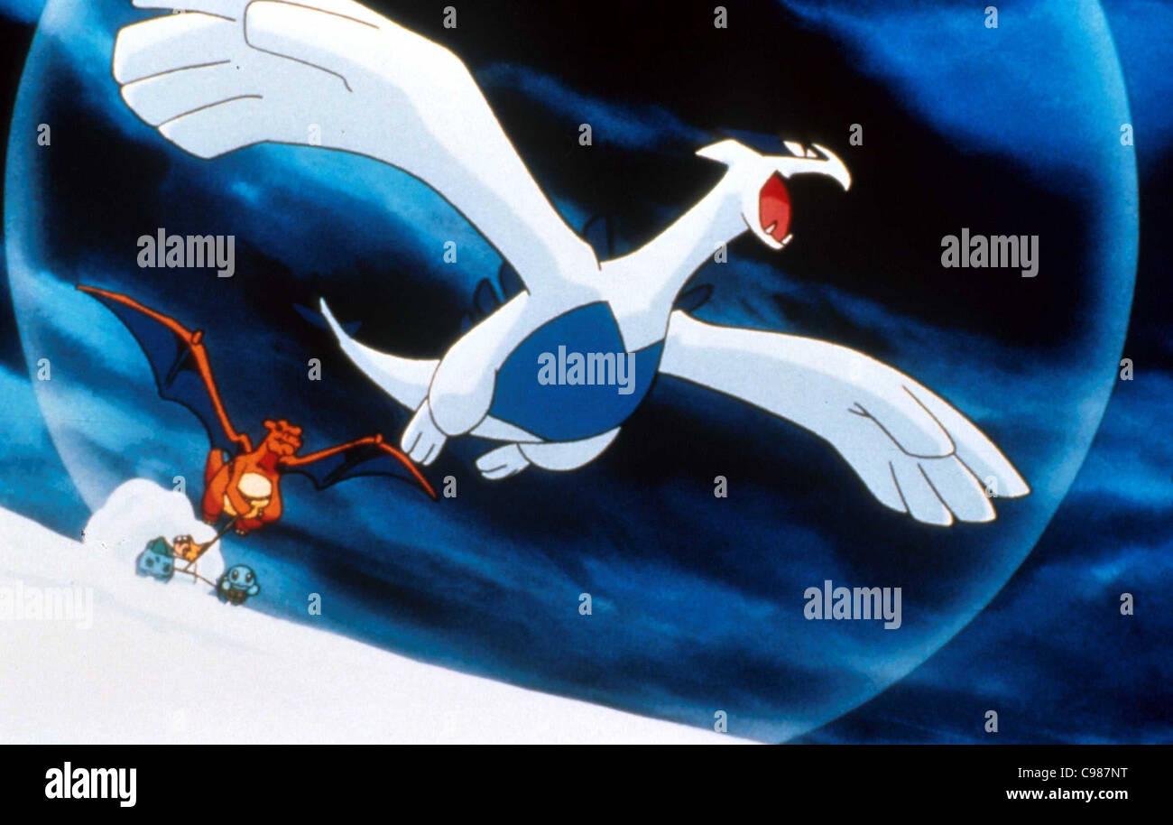 Directed by Michael Haigney Kunihiko Yuyama - Stock Image
