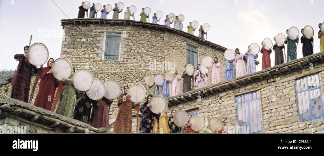 Niwe mung Half Moon   Year: 2006 - Iraq, Iran, France Director: Bahman Ghobadi - Stock Image