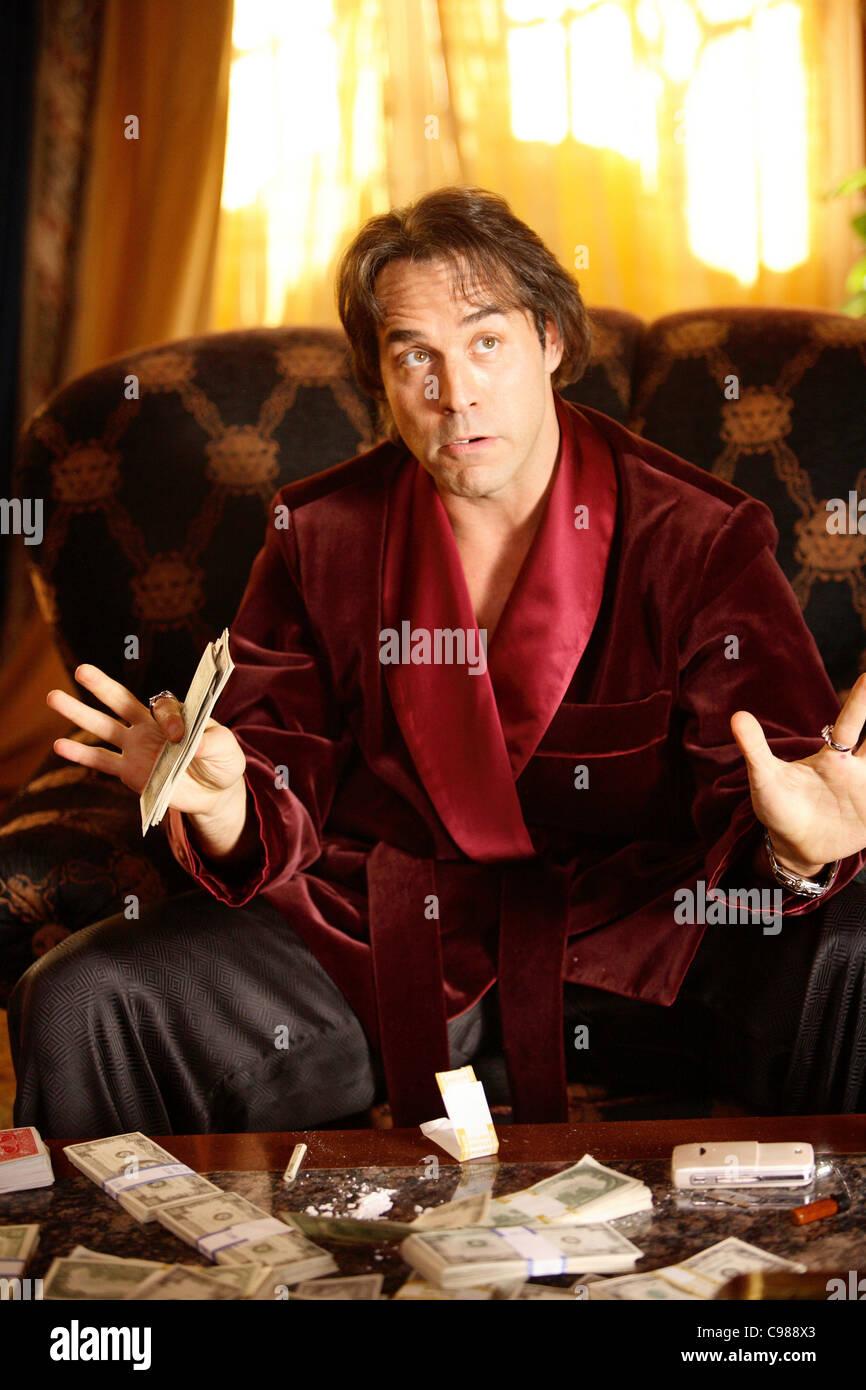 Smokin' Aces Year : 2006 UK / USA Jeremy Piven  Director: Joe Carnahan - Stock Image