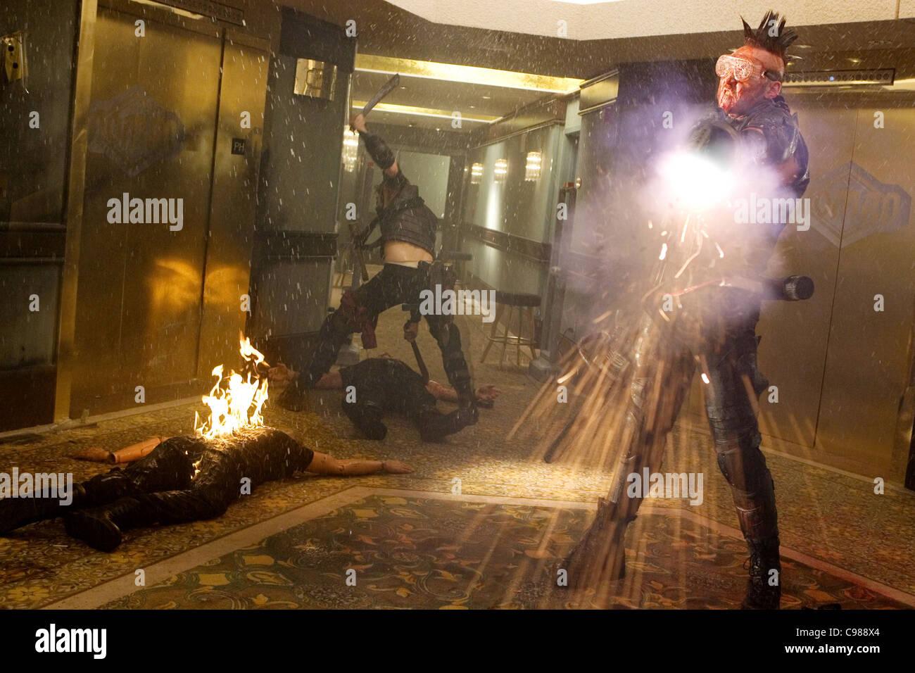 Smokin' Aces Year : 2006 UK / USA Kevin Durand  Director: Joe Carnahan - Stock Image