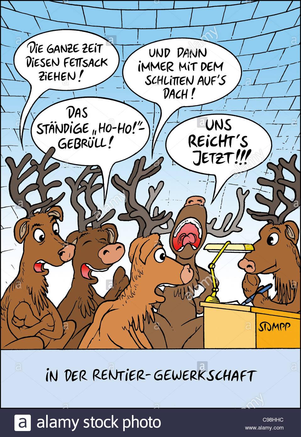 reindeer Series Winter Jokes Christmas Strike reindeer reindeer ...
