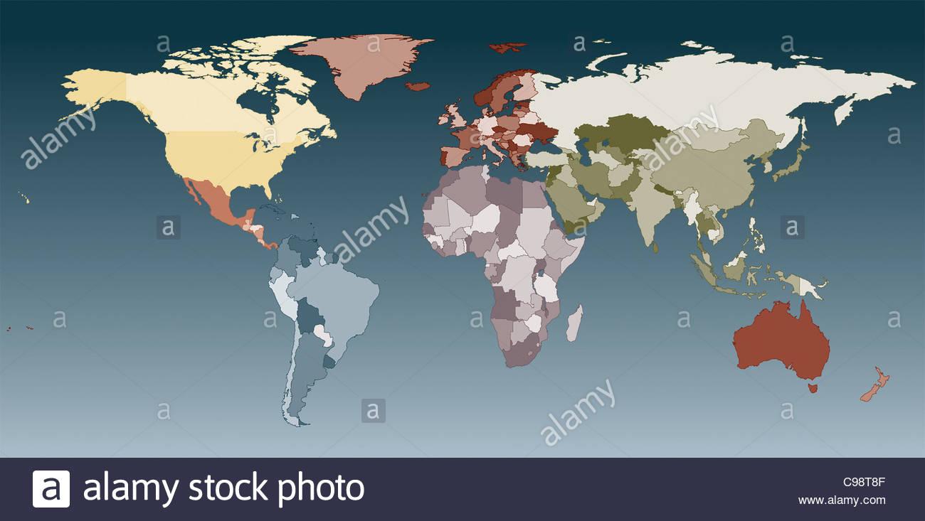 world map continents globe earth globe geography globe globe world