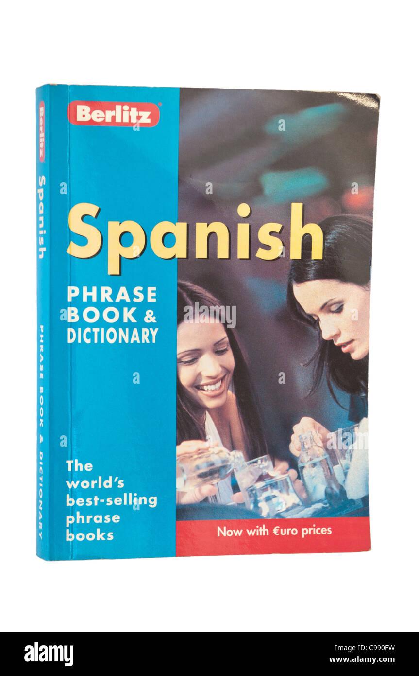 Spanish Dictionary Stock Photos & Spanish Dictionary Stock