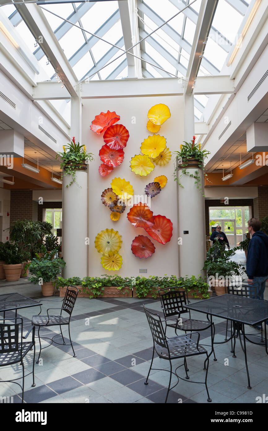 Dale Chihuly Glass Sculpture Stock Photos Amp Dale Chihuly