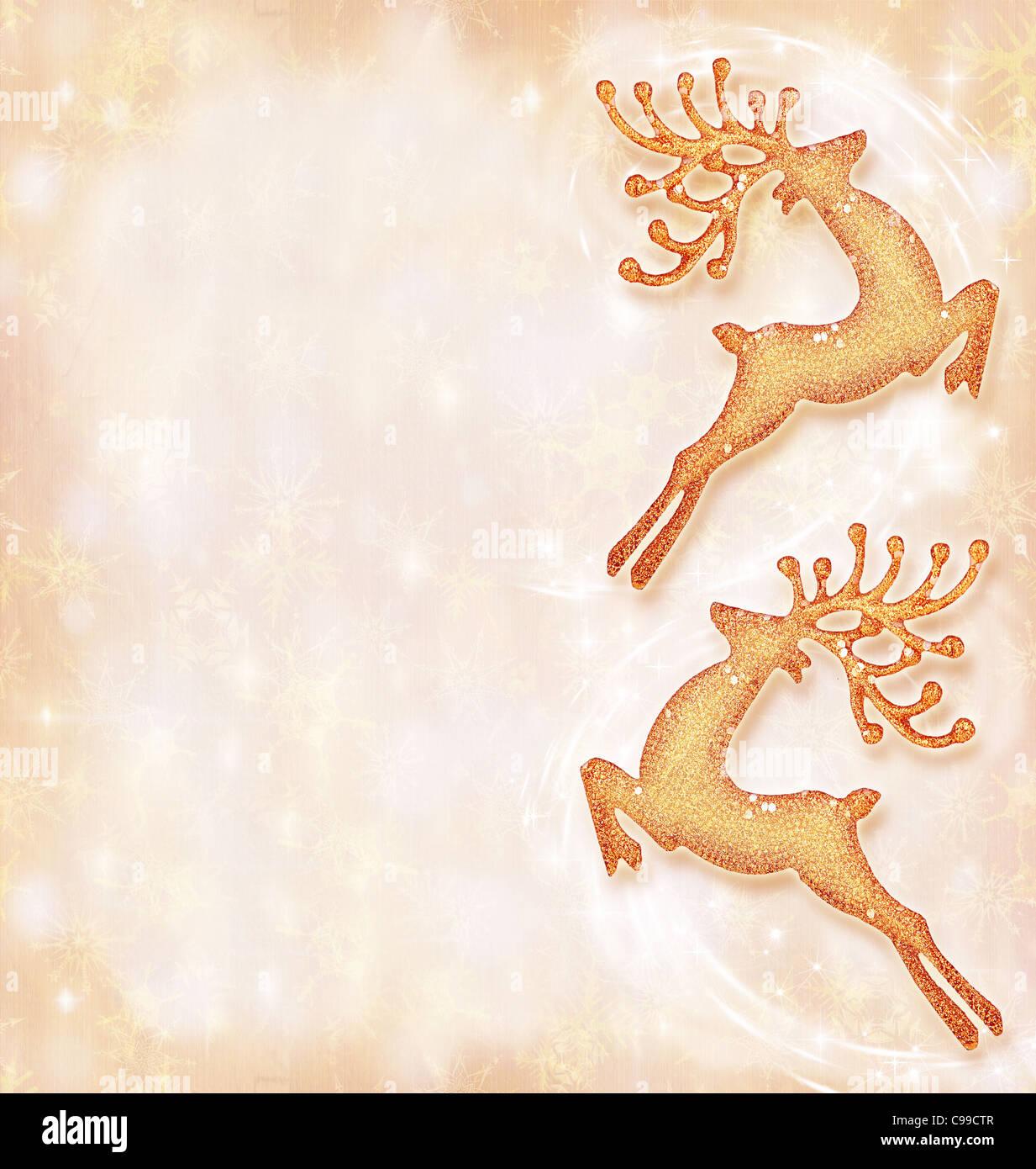 holiday card border