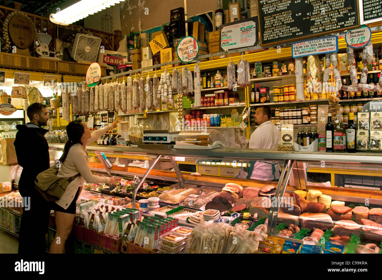 Best Italian Restaurant In San Francisco California