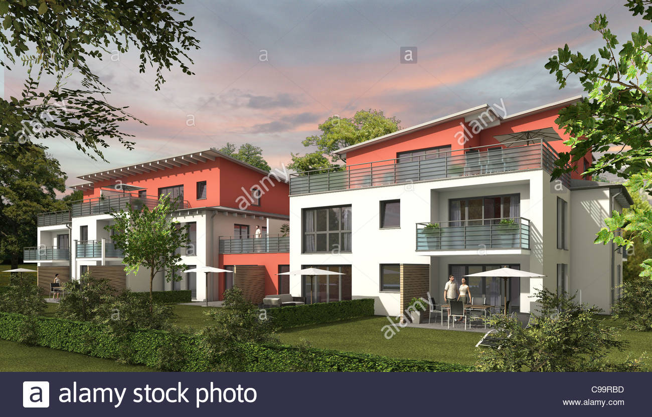 architecture modern houses. Simple Modern Architecture Modern Multifamily Houses Services Home Houses Buildings In Modern C
