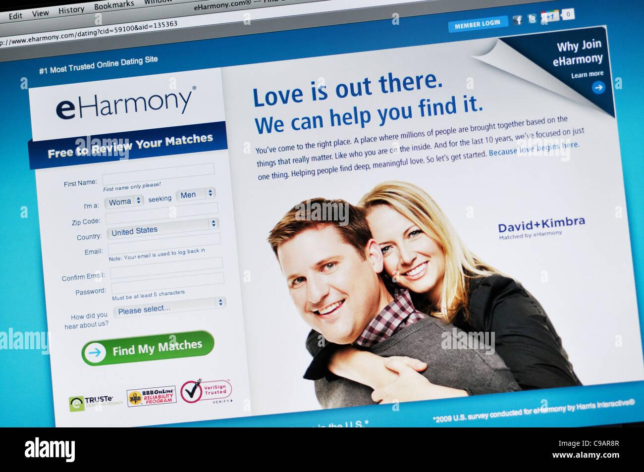 Eharmony online